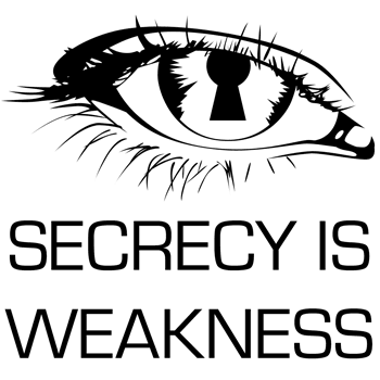 Why All the Secrecy