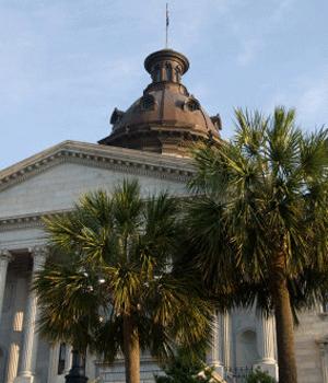 South Carolina Trails in Secession Protest