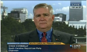 Chad Connelly and the SCGOP